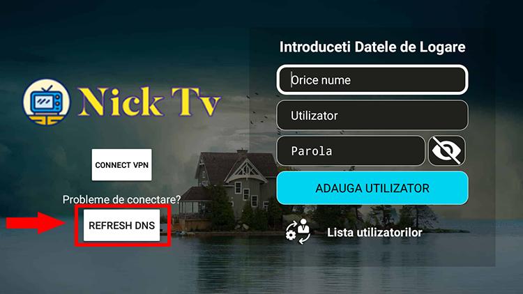 NickTvRomania Refresh DNS